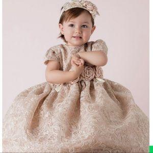 "Christening dress ""ropones"""